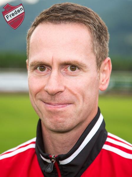 Trainer Holger Wesche