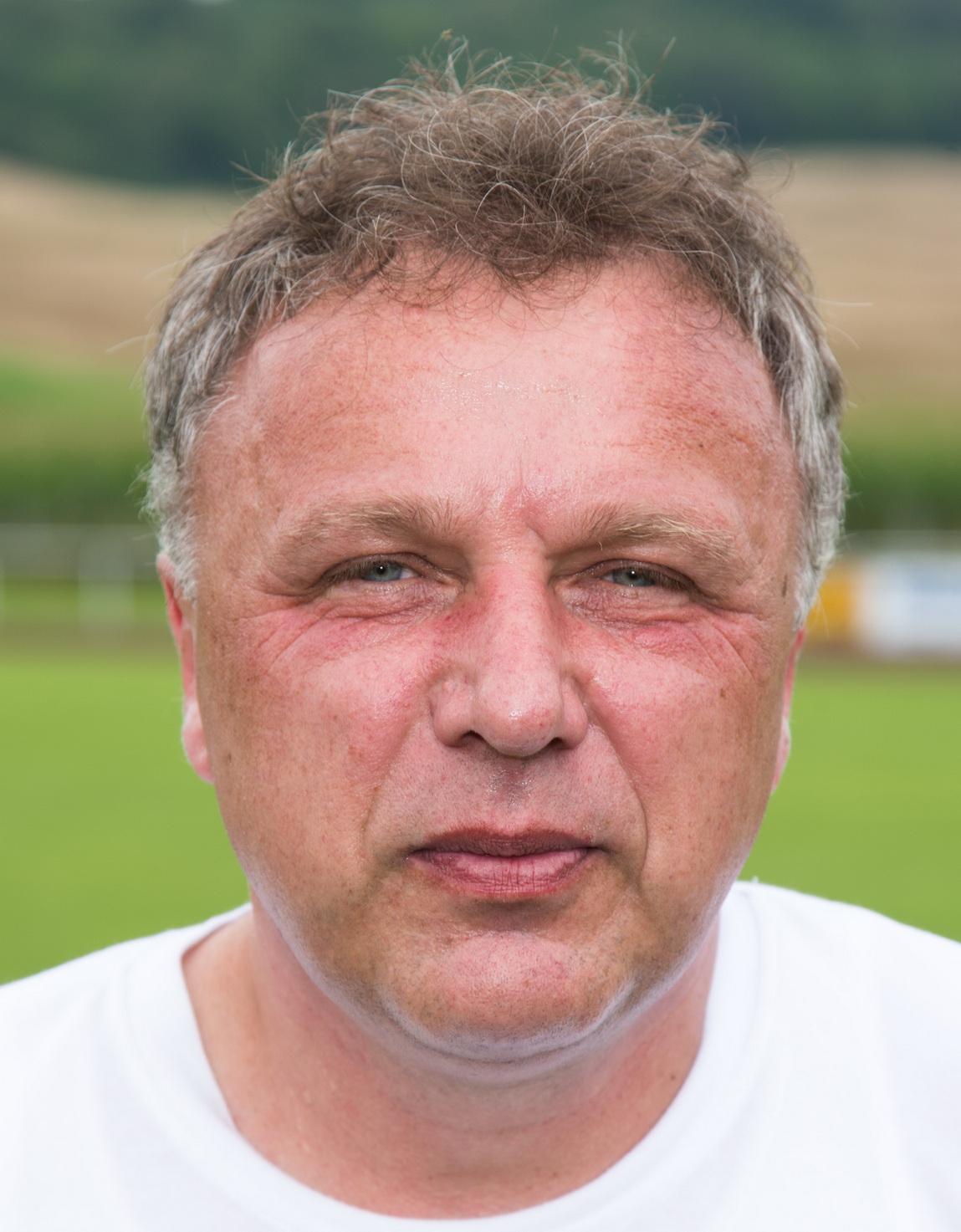 Muss besser werden - SV Trainer Torsten Fredrich erwartet ne Leistungsssteigerung