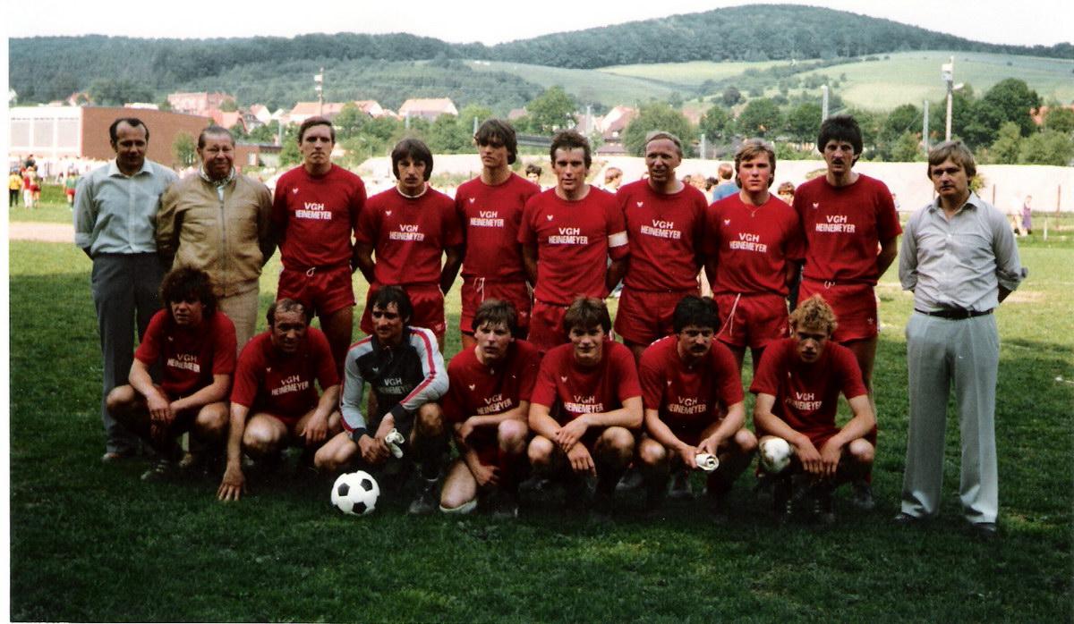 Bezirksklassenaufsteiger SV Freden