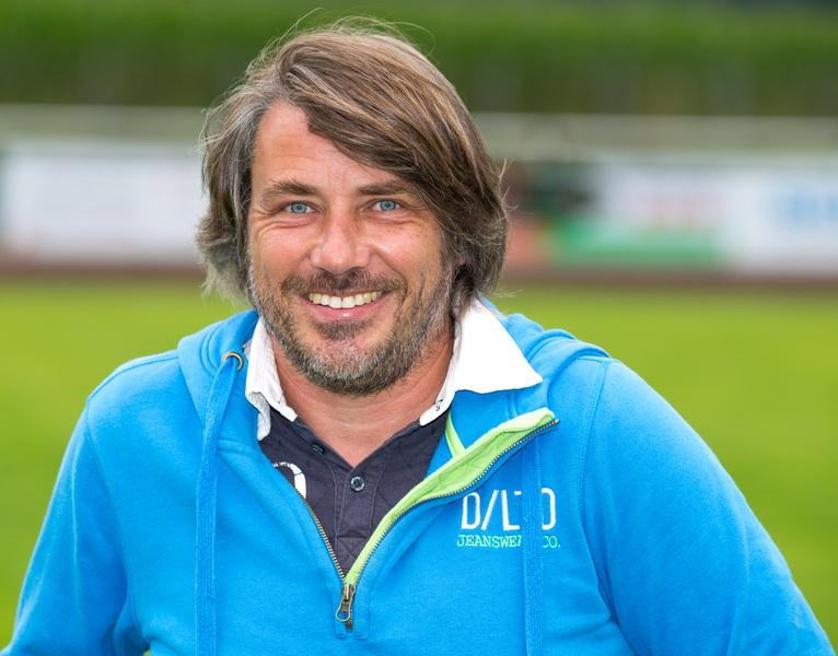 Zufrieden fürs Erste, Trainer Paul Bergmann