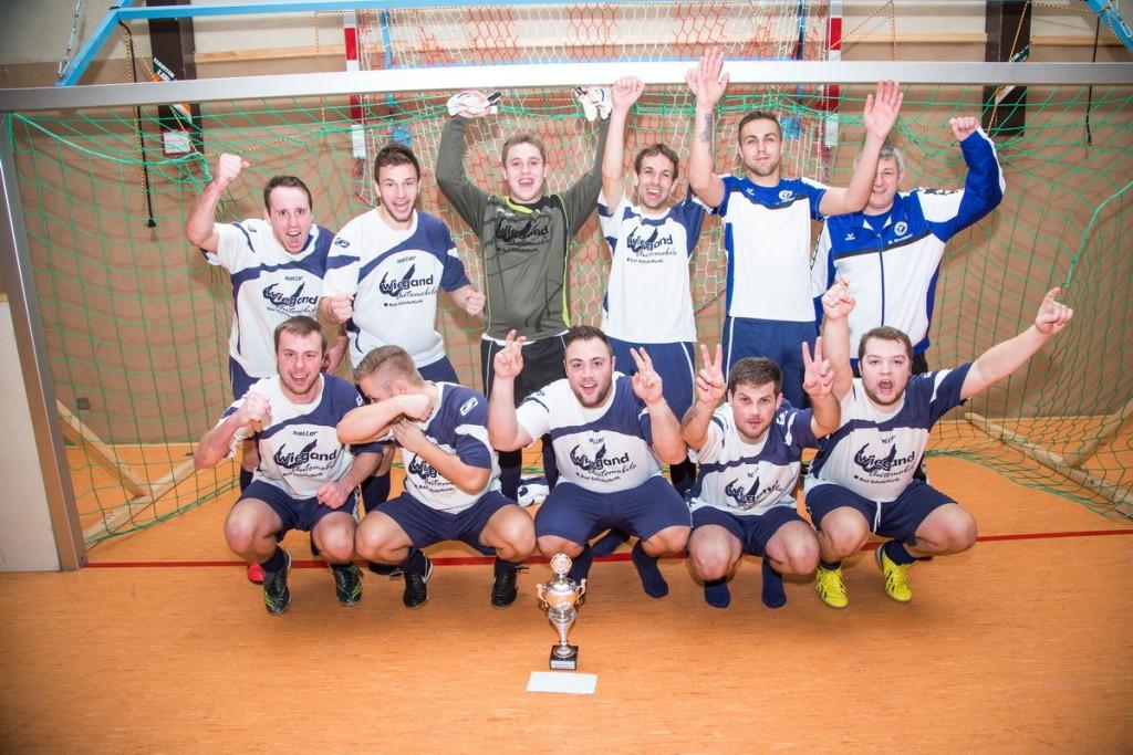 Der TSV Föhrste 2 gewann das unterklassige Turnier am Sonnabend