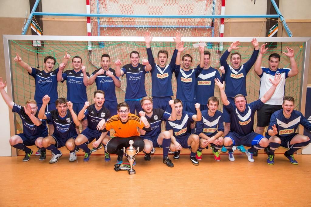 In einem packenden Endspiel gewann der Duinger SC knapp gegen den TSV Föhrste und sicherte sich den Hugo Kiehne - Wanderpokal