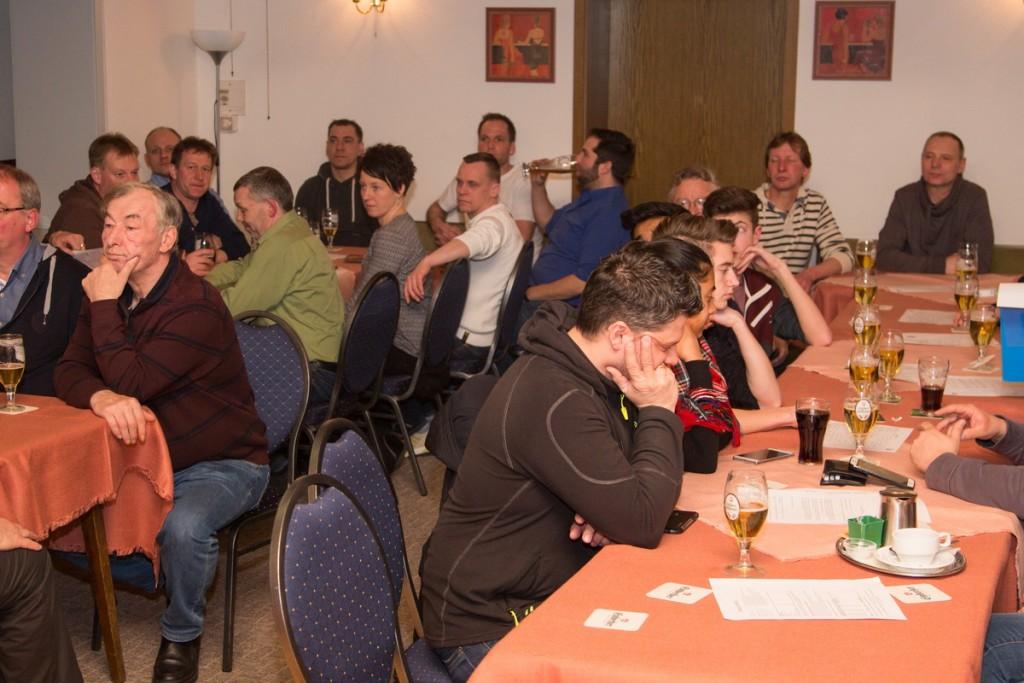 Mehr als 60 Mitglieder verfolgten die Jahreshauptversammlung des SV Freden