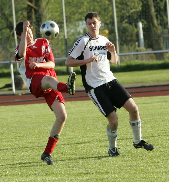 SV Freden - VfL Sehlem (Archiv 2010)