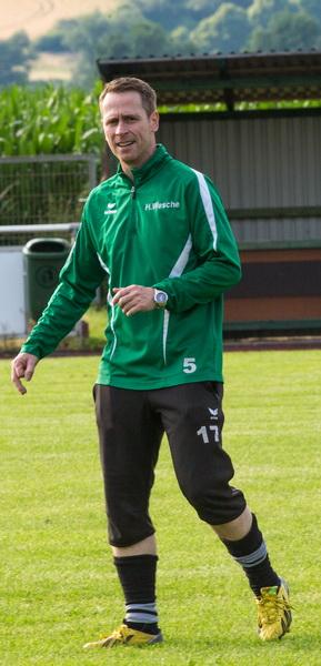 Architekt des Erfolgs: Trainer & Taktikfuchs Holger Wesche stellte seine Mannschaft wieder hervorragend ein....