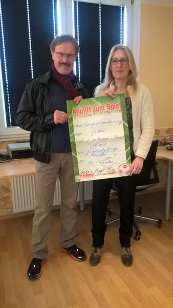 Siggi Kraft und Katja Brunotte - Schaaf