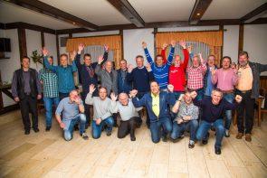 Legendäre SVer feiern nach 33 Jahren grandioses Wiedersehen