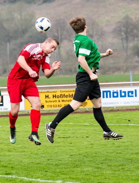 Gegen Nordstemmen muss sich wie der Rest der Mannschaft auch er steigern: Florian Kiehne kam gegen Burgstemmen nicht groß zur Entfaltung, allerdings fehlten auch die Zuspiele