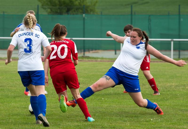 Die Damen spielten einen Tag später ebenfalls in Duingen Unentschieden, am Ende sprang für die Mannschaft um Trainer Enrico Lemke ein toller 2. Platz in der 1.Kreisklasse heraus