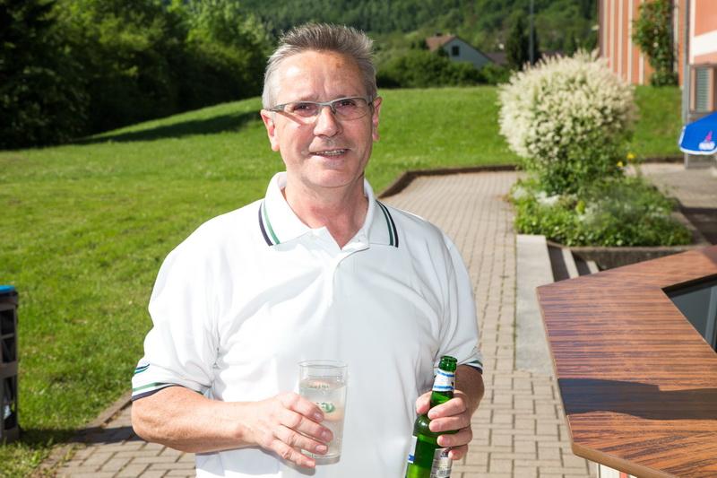 Unser Ehrenvorsitzender Wilfried Luks war ebenfalls dabei....
